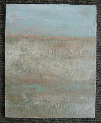 JE Gillentine | Evening Tide | 16 x 20 | $150