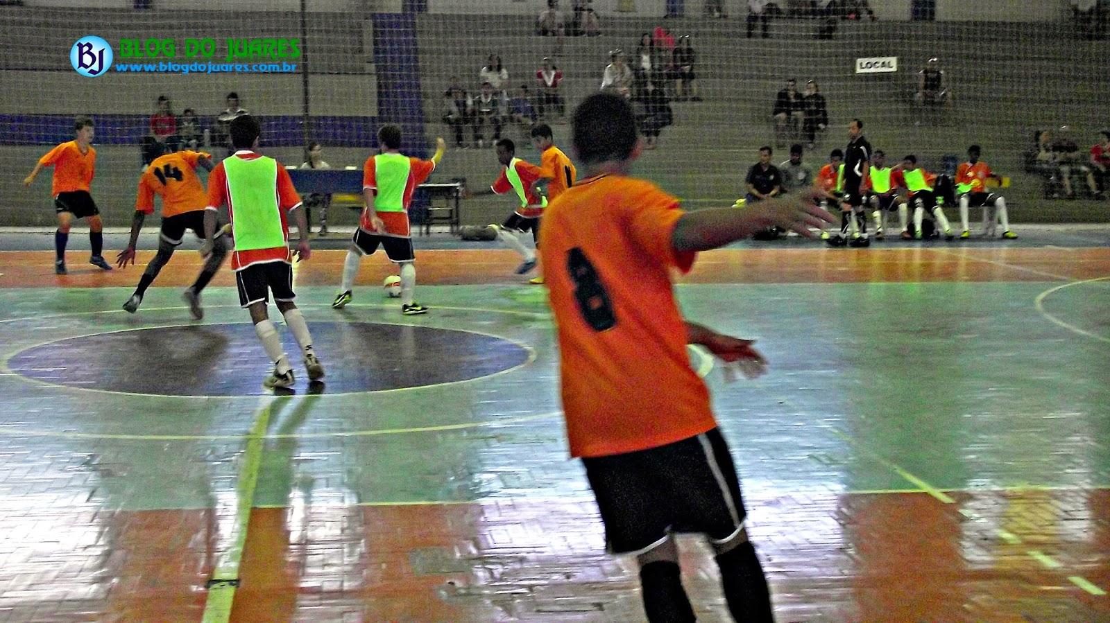 Blog do Juares  Resultados da 4ª rodada pelo Citadino de Futsal de ... 8290e3899da83