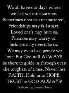encouraging words for a friend going through a tough time