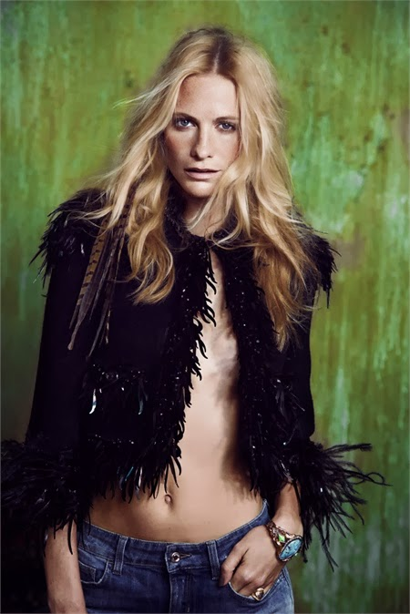 Poppy Delevingne, the it blonde Glamour Italy