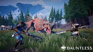 Dauntless - MMO gratuito no estilo Monster Hunter ganha data de lançamento