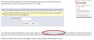 Cara Mudah Verifikasi Akun Google Adsense