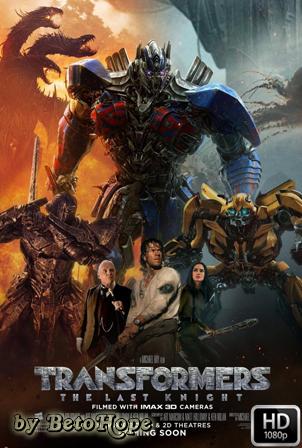 Transformers El Ultimo Caballero [1080p] [Latino-Ingles] [MEGA]