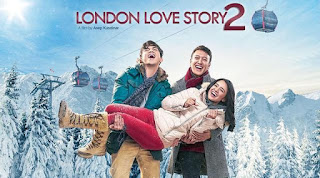 Lirik : Afgan - Setia Menunggu (OST. London Love Story 2)