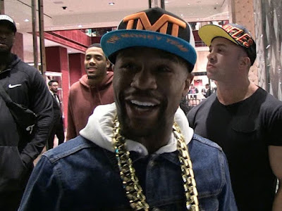 FLOYD MAYWEATHER CRAZY GUCCI SHOPPING SPREE Boycott? Yeah Right
