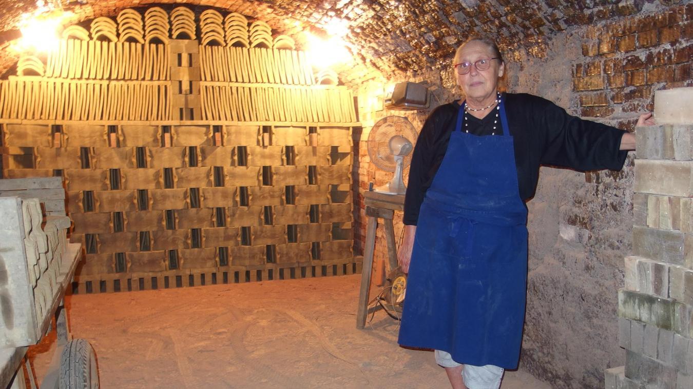Les archives de la terre cuite tulerie royer du neuf for Recoller de la terre cuite