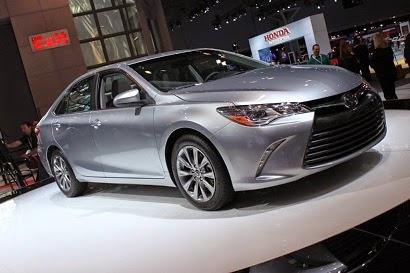 toyota camry 2015 12 -  - Đánh giá Toyota Camry 2015 phiên bản ra mắt thị trường Mỹ