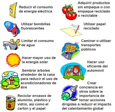 Consejos para Cuidar del Planeta