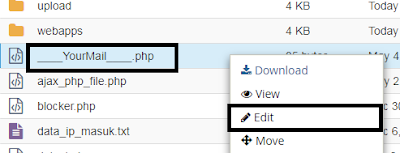 Edit Mail Php Script Scampage Paypal