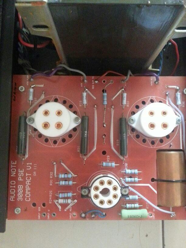 J&K Audio Design: Audio Note Conquest Upgrade