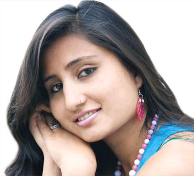 Anju Panta Popular Nepali Ghazals And Playback Singer Hot -6651