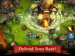 Siege of Heroes: Ruin Apk v1 (Mod Money)