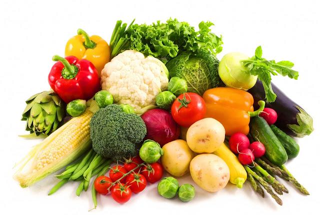 10 μερίδες λαχανικών σήμερα ειναι ίση με μια μερίδα 50 χρόνια πριν!