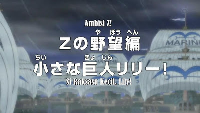 One Piece Episode 575 Subtitle Indonesia