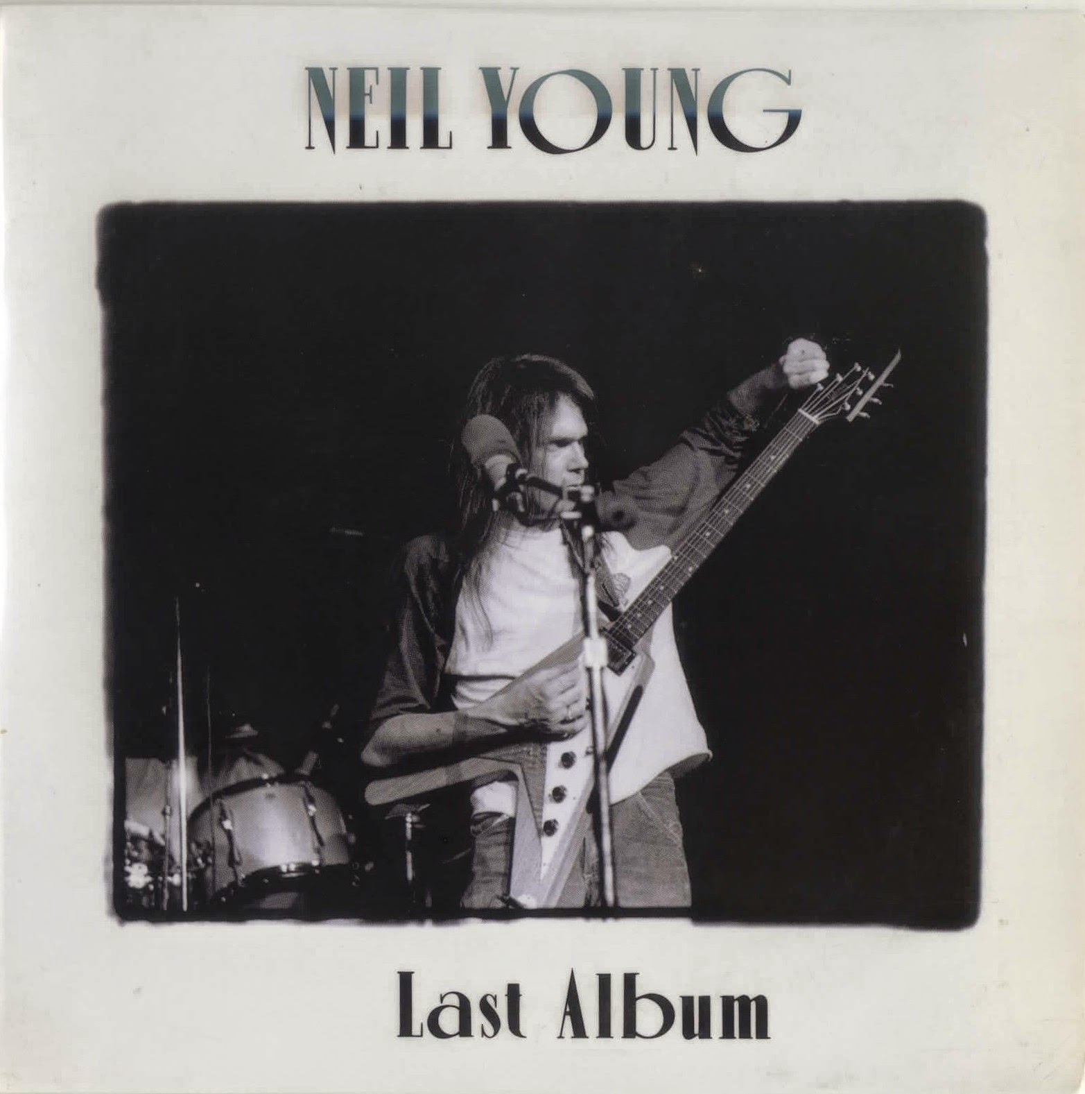 Neil Young  Bakersfield Ca Last Album Boot