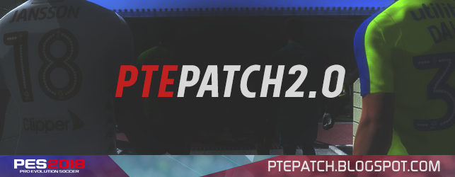 [PES 2018 PC] PTE Patch 2018 2.0 - RELEASED 20/10/2017