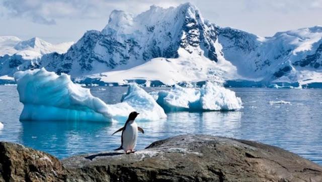 Descubren porqué la Antártida se está derritiendo más rápido