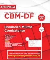 Apostila Bombeiro Militar-DF para concurso CBM - DF 2016,