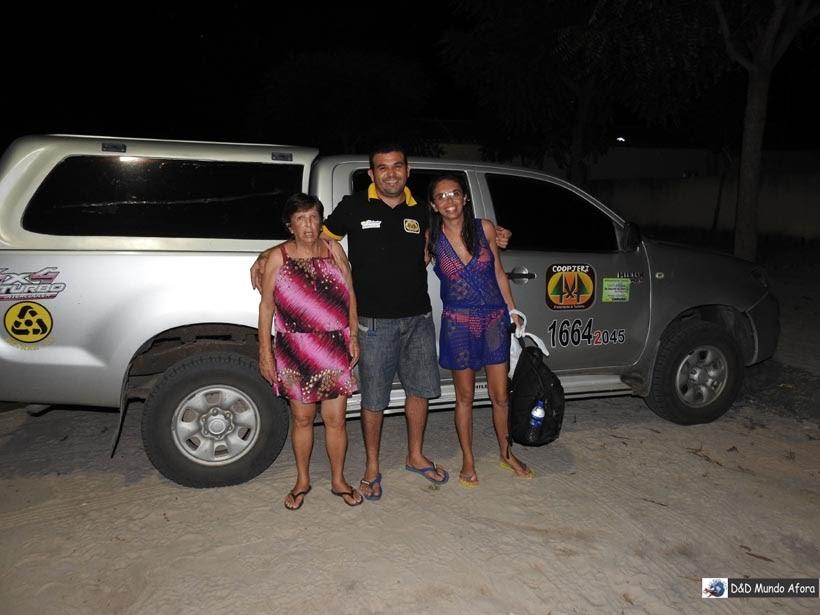 Transfer em Fortaleza e passeios em Jericoacoara - Coopjeri