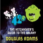 The Hitchhiker's Guide to the Galaxy by Douglas Adams - Reading, Writing, Booking