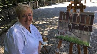 Jornada de pintura al aire libre