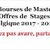 Bourses de Master (150) et de Stage (70) en Belgique offerts par ARES aux étudiants internationaux