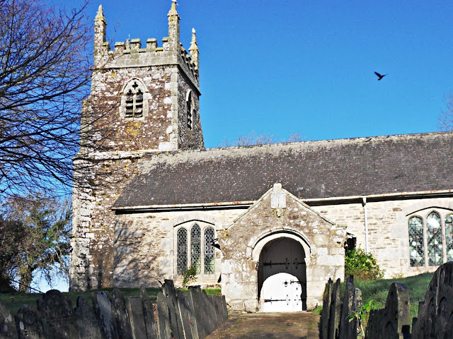 St.Cuby's Church, Tregony, Cornwall