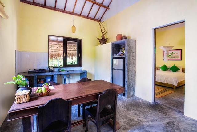 Một số đặc trưng cơ bản của thiết kế nội thất homestay