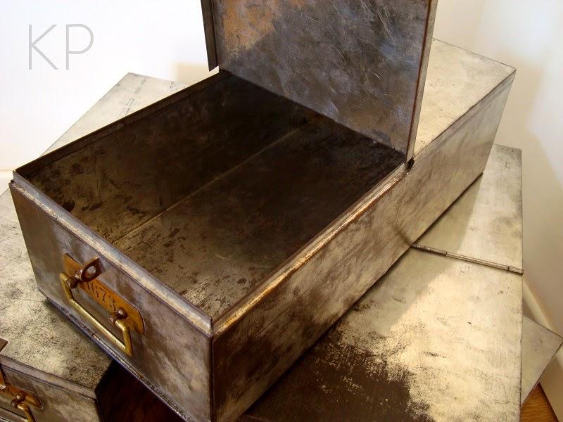 Comprar cajas de metal decorativas