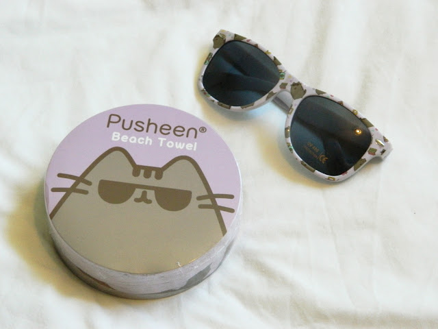 Summer Pusheen Box, Pusheen Box, Pusheen Box Summer,