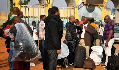 UK is set to deports 83 Nigerians back Home