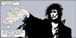 Protagonista de The Sandman, Sueño.