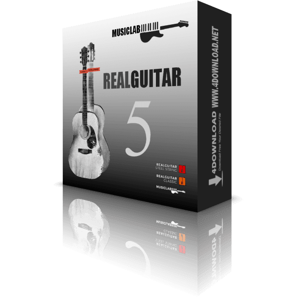 Download MusicLab RealGuitar v5.0.2.7424 Full version
