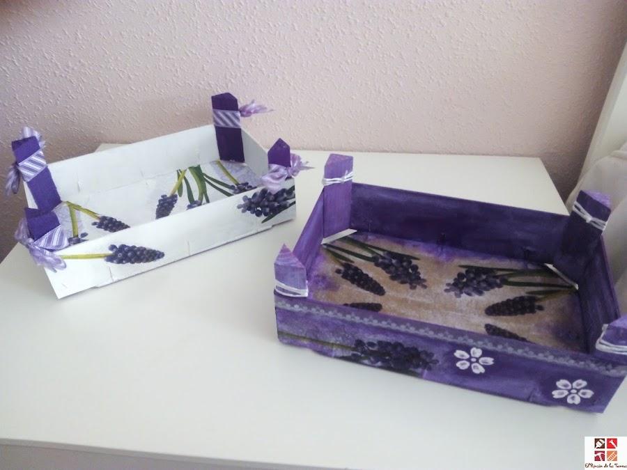 Cajas de fresas - Cajas de fruta decoradas ...