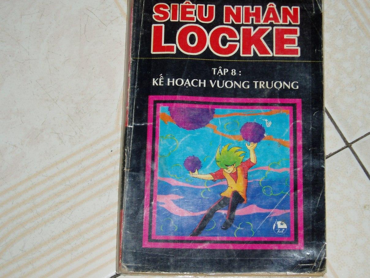Siêu nhân Locke vol 08 trang 1