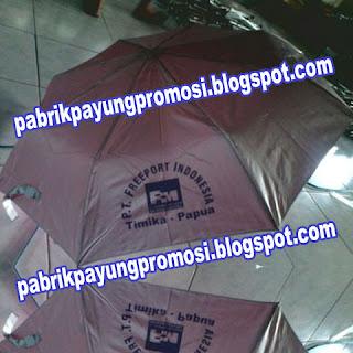 Payung Lipat PT. Freeport Indonesia