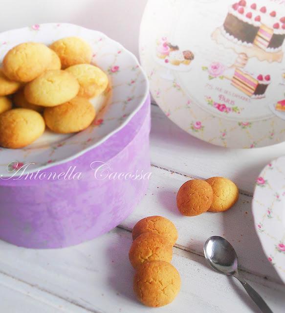 Biscotti al miele di castagno