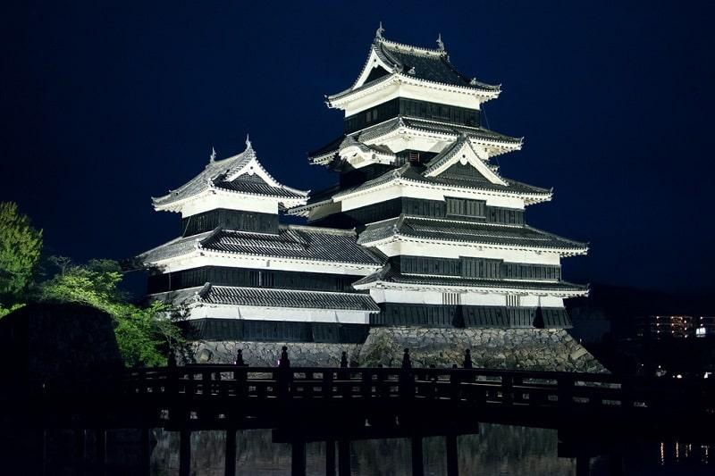 Matsumoto Castle, Matsumoto travel guide