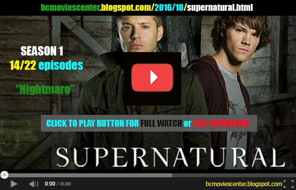 supernatural season 1 torrent