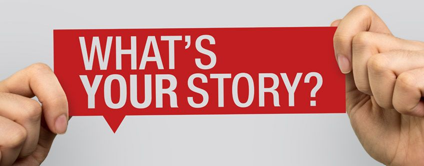 All about your story..