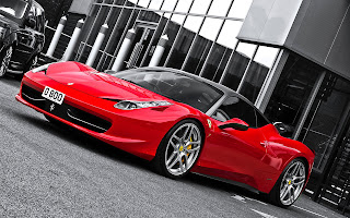 Ferrari 458 HD wallpapers