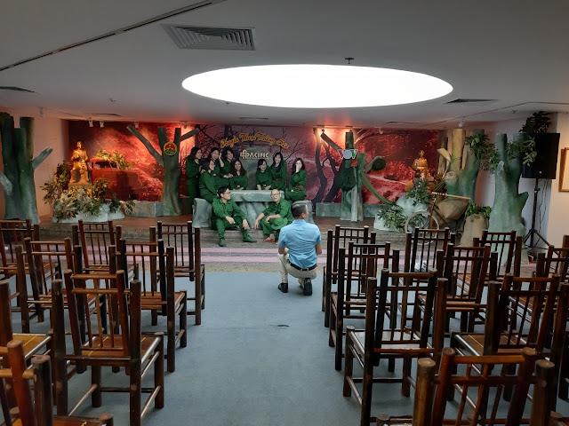 www.123nhanh.com: Hoa Sen Cho thuê trang thiết bị làm hội chợ quê hội làng