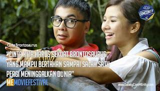 kutipan kata kata cinta film indonesia
