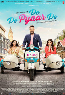 De De Pyaar De (2019) Full Movie Hindi HDCAMRip 480p