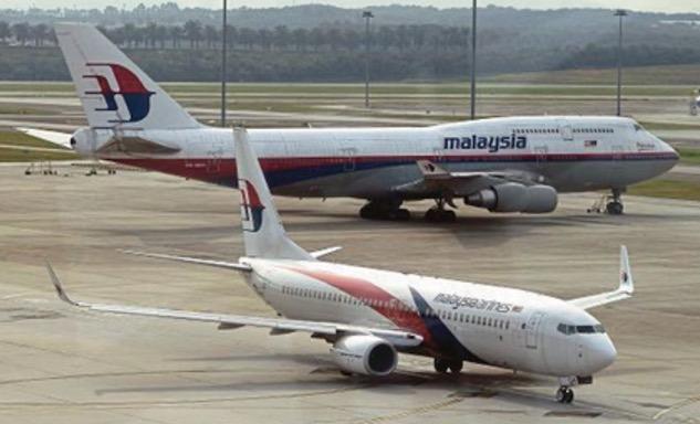Isu Pesawat MAS MH020 Dari KLIA ke Paris Terhempas