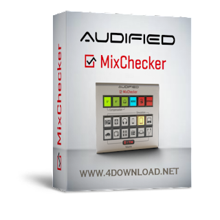 Audified - MixChecker  Full version