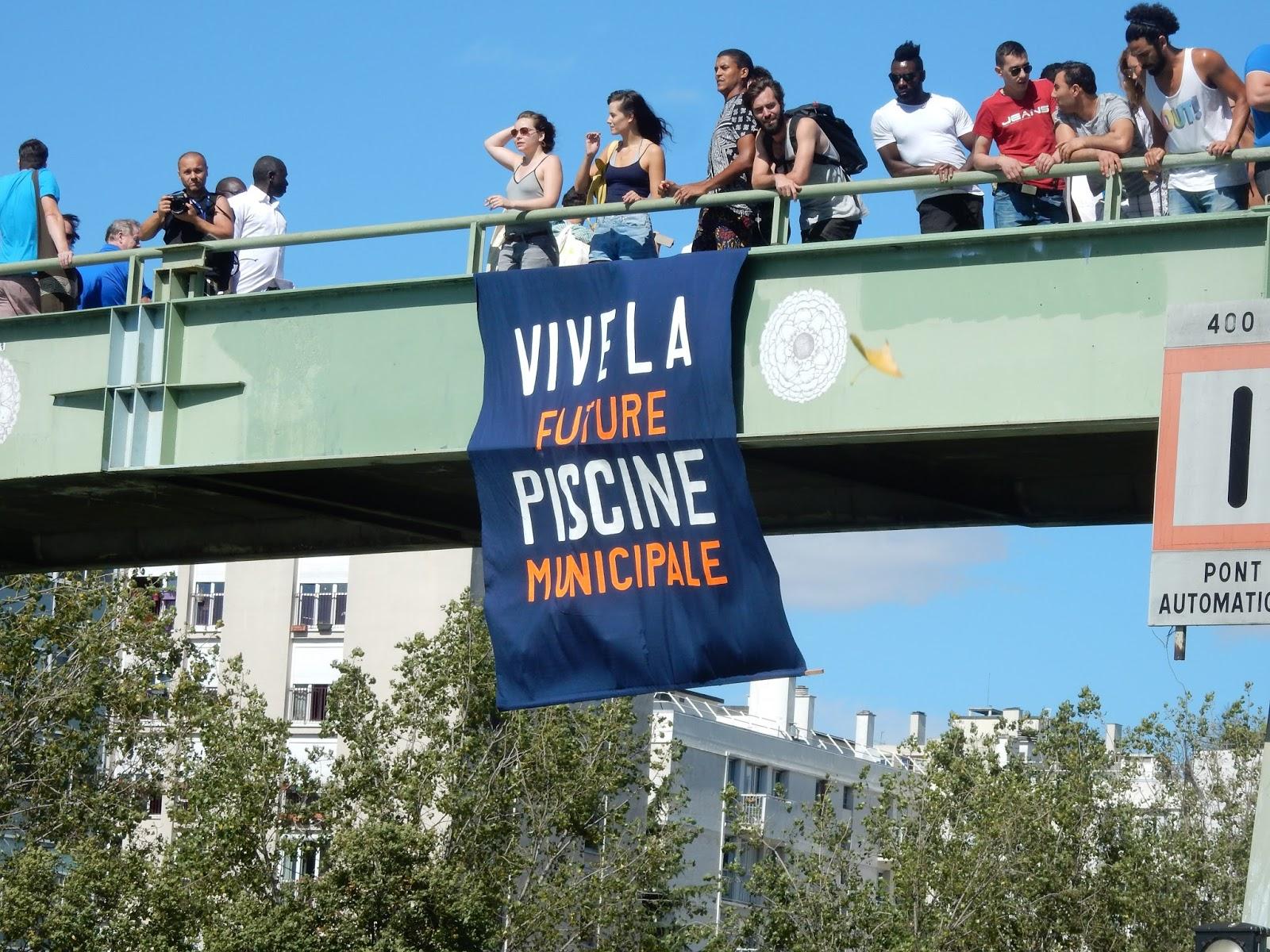 Gr gory capra baignade publique paris for Piscine publique paris
