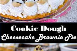 #Amazing #Recipes #Around #The #World #Cookie #Dough #Cheesecake #Brownie #Pie