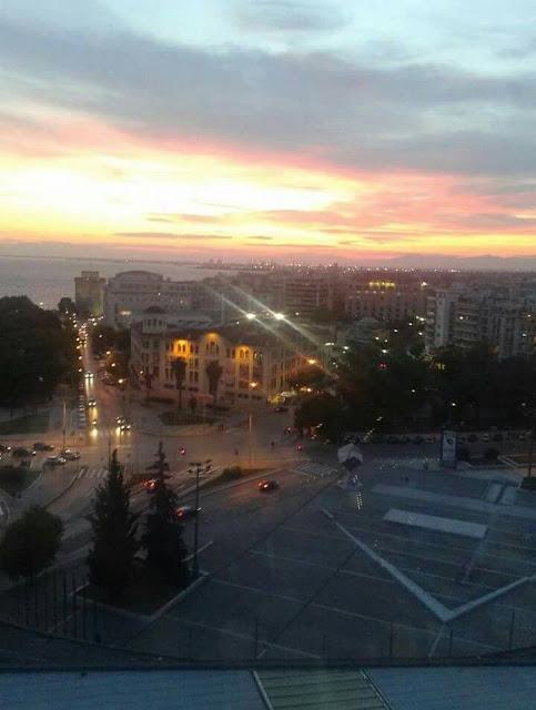 Όοομορφη Θεσσαλονίκη....