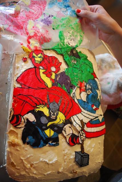 Cake Decorating Bags Homemade